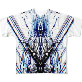 symmetry Full graphic T-shirts