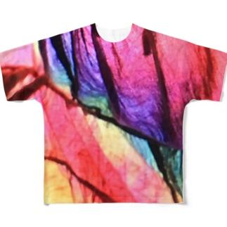 【スカートの海】グラフィックT Full graphic T-shirts