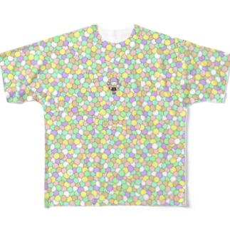 スターメイカー Full graphic T-shirts