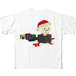 らぼりんをプレゼント フルグラフィックTシャツ