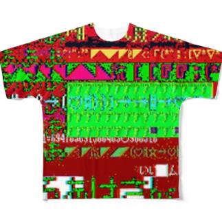 どうもありがとう Full graphic T-shirts