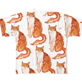 YES Full graphic T-shirts