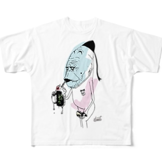 melon soda Full graphic T-shirts