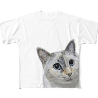 ロージーちゃん Full graphic T-shirts