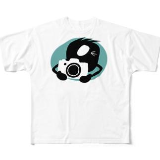 BadaBada - Friends from the Shadows (写真家) Full graphic T-shirts