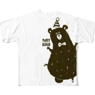 Party in the Forest フルグラフィックTシャツ