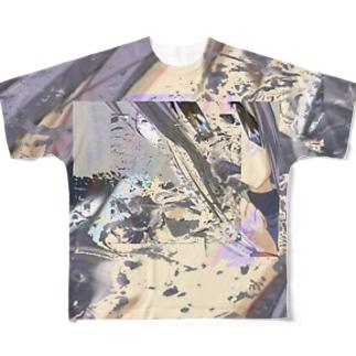 数学の教科書 Full graphic T-shirts