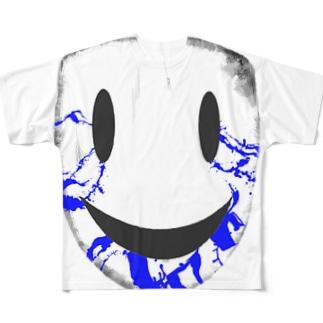 飽和 Full graphic T-shirts