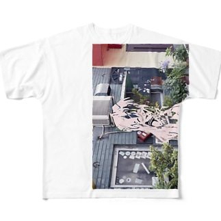 Full graphic T-shirts