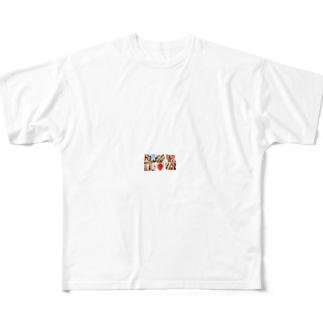 なんとも効きそうな名前です。 Full graphic T-shirts