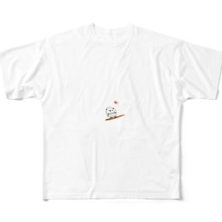 ピチはる! フルグラフィックTシャツ