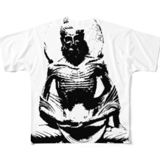ascetic Full graphic T-shirts