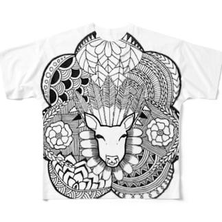 ovis Full graphic T-shirts