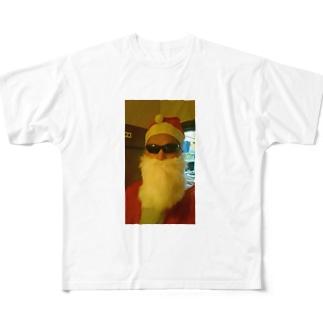 季節はずれ Full graphic T-shirts