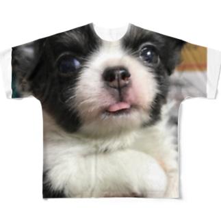チビチワ Full graphic T-shirts