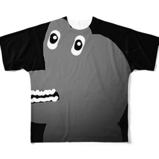 わっしー Full graphic T-shirts