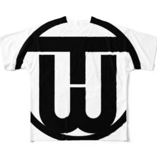 ワンタンの装備品 Full graphic T-shirts