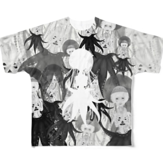 Kraken Full graphic T-shirts