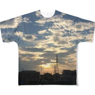 047- フルグラフィックTシャツ