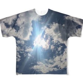 Sn フルグラフィックTシャツ