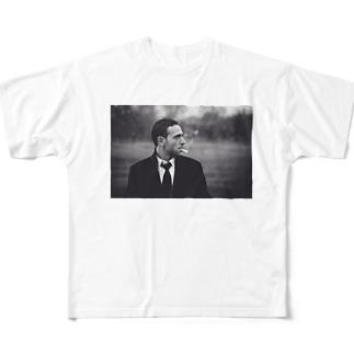すもーく フルグラフィックTシャツ