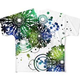 夢幻 Full graphic T-shirts