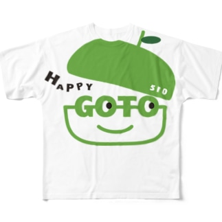 Happy510 Full graphic T-shirts