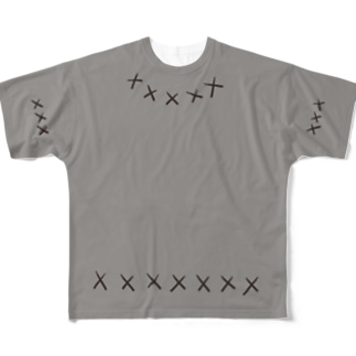 ダズ様のおさがり フルグラフィックTシャツ