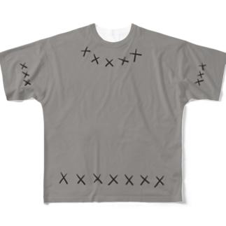 ダズ様のおさがり Full graphic T-shirts