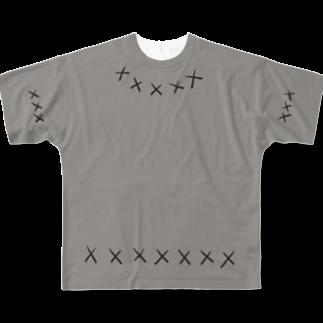 やまざきゆうみのダズ様のおさがりフルグラフィックTシャツ