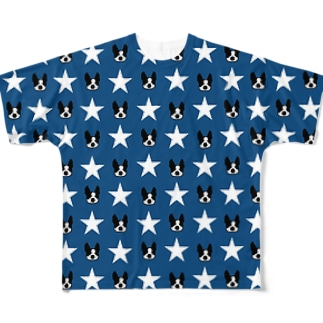 ★ボストン フルグラフィックTシャツ