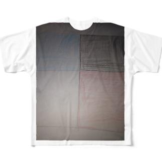 ライスフィールド Full graphic T-shirts