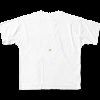 心因性(機能性)EDと原因 フルグラフィックTシャツ