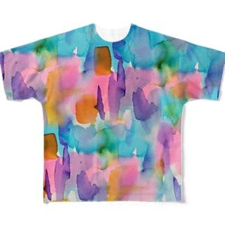neutralフルグラフィックTシャツ フルグラフィックTシャツ