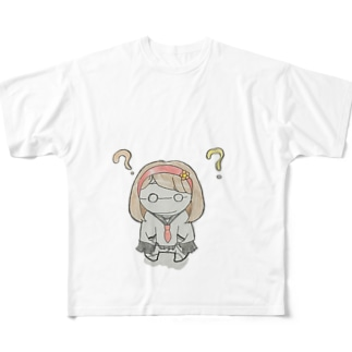 オリジナルミーくん Full graphic T-shirts