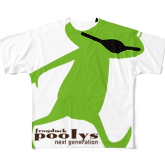 POOLYS next generation Full graphic T-shirts
