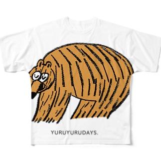 inemuri inemuri Full graphic T-shirts