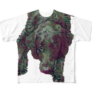 sue Full graphic T-shirts