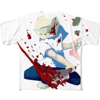 人生再生 Full graphic T-shirts