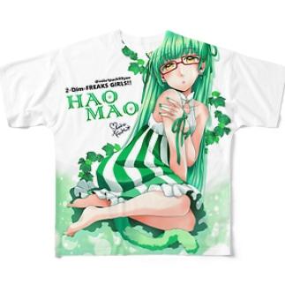 はおまおグラフィックT Full graphic T-shirts