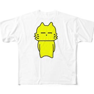 BK あーきちゃん フルグラフィックTシャツ