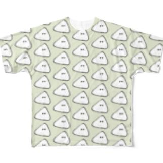 △ フルグラフィックTシャツ