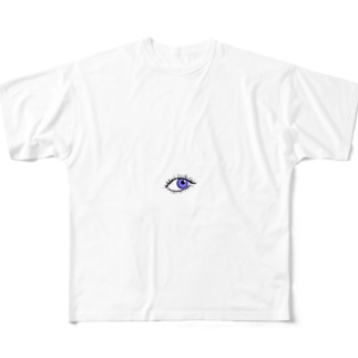 自己主張 Full graphic T-shirts