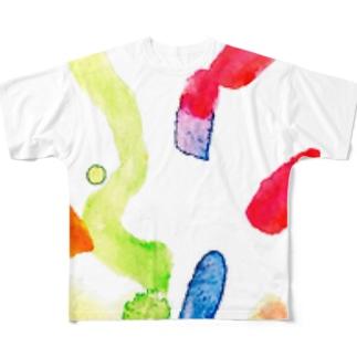 なついろシリーズ Full graphic T-shirts