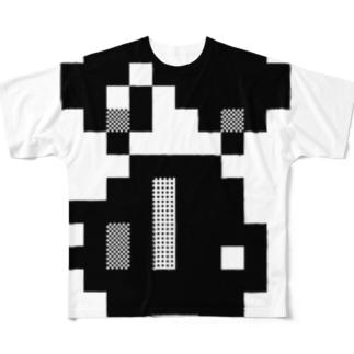 ぷち05 フルグラフィックTシャツ