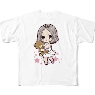 んまアバター♡ Full graphic T-shirts