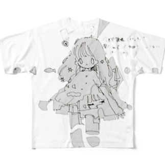 sd フルグラフィックTシャツ