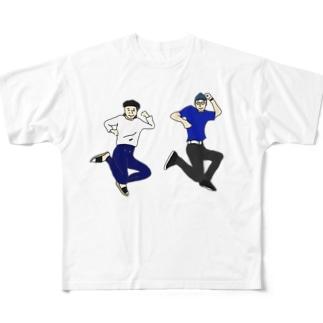 ぺにょへ2 フルグラフィックTシャツ