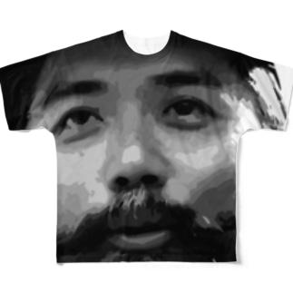 リアルヤングT フルグラフィックTシャツ