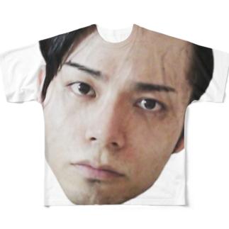face フルグラフィックTシャツ